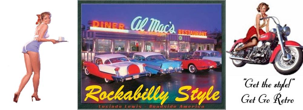 Rockabilly Style clothing