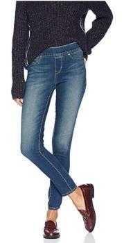 Denim Skinny jeans retro styling